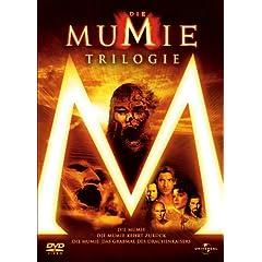 Nur heute: Die Mumie Trilogie [DVD] für 14,97 und einiges mehr