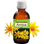 Arnica Oil - Natural, Pure & Undiluted (30 Ml)