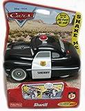 Pixar Shake & Go Cars  Assortment Sheriff