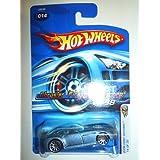 Mattel Hot Wheels 2006 First Editions 1:64 Scale Blue Chrysler Firepower Concept Die Cast Car #014