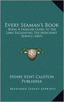1911 Encyclopædia Britannica/Seamen, Laws relating to