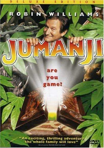 jumanji plakát