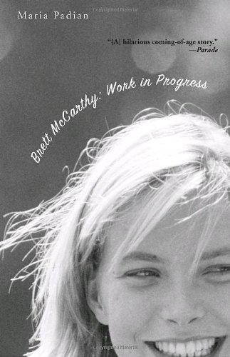 Brett McCarthy: Work in Progress