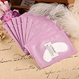 Yimart® 50 Pairs Professional Lint Free Under Eye Gel Pad Patches For Eyelash Extensions
