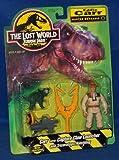 Jurassic Park the Lost World Eddie Carr Figure