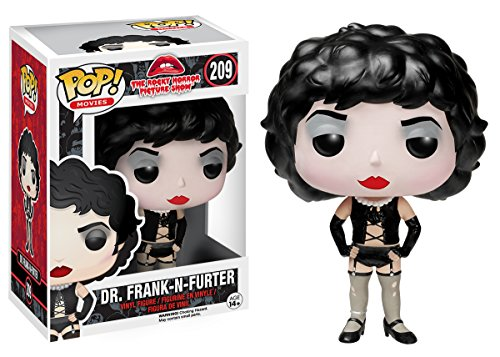 FunKo POP Movies: Rocky Horror Picture Show - Dr. Frank- Toy Figure