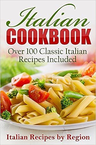 Top five classic Italian recipe books