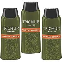 Trichup Hair Fall Control Herbal Hair Shampoo (200 Ml X 3) (Pack Of 3)