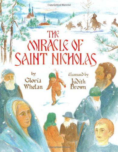 The Miracle of St. Nicholas (Golden Key Books)
