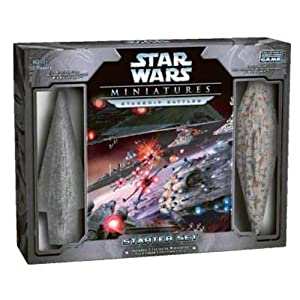Click to buyStar Wars Miniatures Starship Battles Starter Set from Amazon!