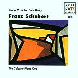 Andantino Varié in B Minor (4 hands) D.823 - op.84 Schubert