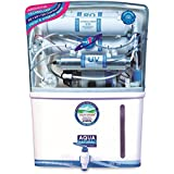 Luzon Dzire Wp-21 Aquagrand Plus Water Purifier Ro+Uv+Uf+Tds Controller With 12 Ltrs Storage Tank (White)