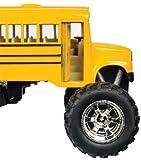 Toysmith Monster Bus (5-Inch)
