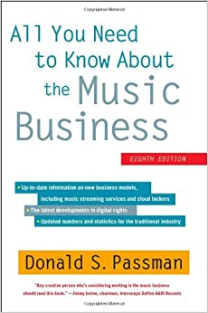music business donald passman