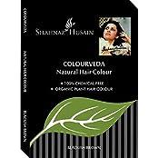 Shahnaz Husain Colourveda Natural Hair Colour Blackish Brown (pack Of 3) 50G Each
