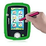 Duragadget Leap Frog Leap Pad 3 Case Exclusive Lime Green, Custom Designed Faux Leather Stand Case / Cover For... - B00PSMQ450