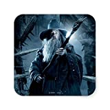 Gandalf Character Poster 3 Square Sticker