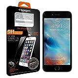 【Spigen】 iPhone6 ガラス フィルム /  iPhone6s ガラス フィルム GLAS.tR SLIM [ 液晶保護 9H硬度 Rラウンド 加工 ] アイフォン6s / 6 用 (Glas.t R SLIM ) SGP11588