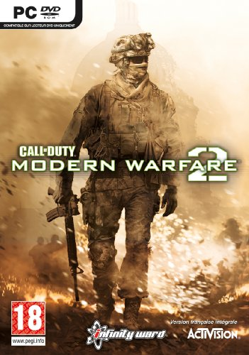 Télécharger sur eMule Call of Duty : Modern Warfare 2