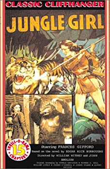 "Cover of ""Jungle Girl - Serial"""
