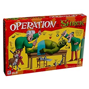 Click to buy Operation Game Shrek Edition from Amazon!