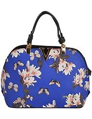 Gouribags PU Handbag (Blue)