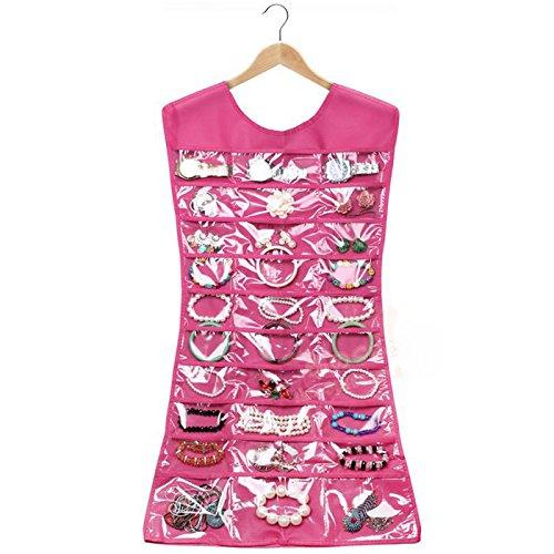 *HOT* Pink Dress Hanging Jewel...