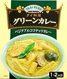 ユウキ食品 タイハーブ・グリーンカレー 240g