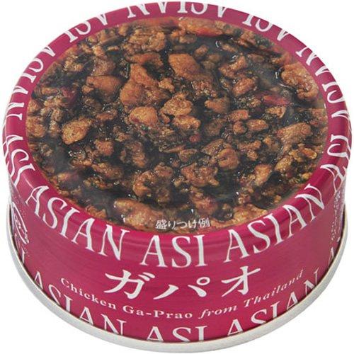 マルハ アジアン味ガパオ 55g×3個
