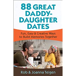 Book Review:  88 Great Daddy-Daughter Dates