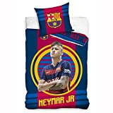 FC Barcelona Neymar Target Single Duvet Cover Set