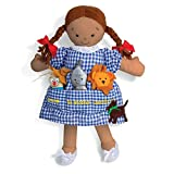 North American Bear Dolly Pockets(Tm) The Wonderful Wizard of Oz/Tan Doll