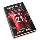 Personalised Liverpool On This Day Book - LFC Football Club Gift Present History