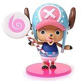 Anime Cartoon One Piece Chopper Dolls Toys Models Room Decors 15cm 6#