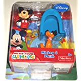Fisher-Price Mickey Mouse Clubhouse Mickey & Pluto Figures