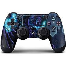 Elton PS4 Controller Designer 3M Skin For Sony PlayStation 4 , PS4 Slim , PS4 Pro DualShock Remote Wireless Controller (set Of Two Controllers Skin) - Talisman Dragon