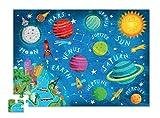 Crocodile Creek Space Exploration 72 piece Junior Jigsaw Puzzle 14