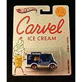 ICE CREAM TRUCK * CARVEL ICE CREAM * Hot Wheels 2012 Nostalgia Series 1:64 Scale Die-Cast Vehicle