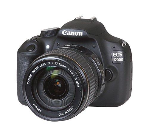 Oferta Canon EOS 1200D