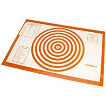 Casabella Silicone 24.5 X 16.5 Inch Silicone Baking Or Pastry Mat