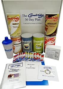 Amazon.com: 30 Day Sampler Pack FOOD FOR LIFE CAMBRIDGE ...