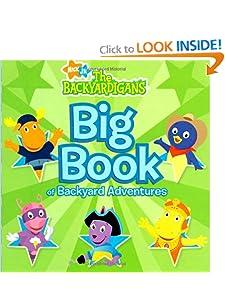 Big Book of Backyard Adventures (Nick Jr. the Backyardigans) Various