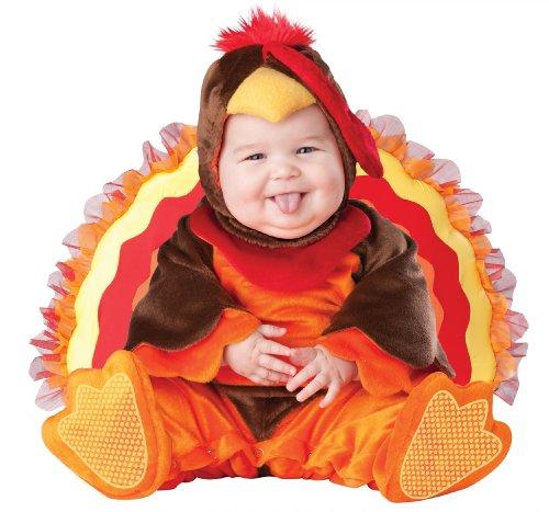 Baby's Lil' Gobbler Turkey Costume