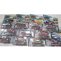 Disney Pixar Cars Ice Racers Set Of 11 Individual Cars.