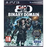 Binary Domain Limited Edition (PS3) (UK)