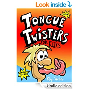 FREE Tongue Twisters for Kids.