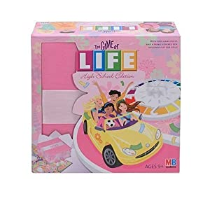 Click to buy The Game of Life - Pink from Amazon!