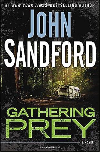 John Sandford - Gathering Prey Audiobook