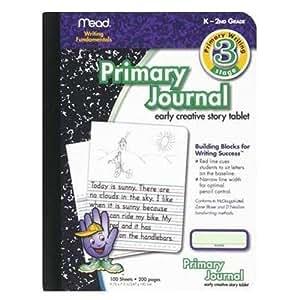 Amazon.com: Mead MEA09956 Primary Journal K-2nd Grade