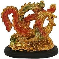 Divya Mantra Feng Shui Dragon Phoenix (Peocock)